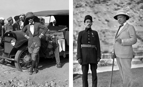 American businessmen travel to Afghanistan in the 1920s.