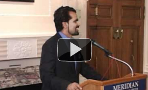 Abdul Hakim Atarud, Counselor at the Embassy of the Islamic Republic of Afghanistan in Washington, DC, speaks about the historical connection between the two countries.