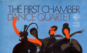 U.S. Cultural Presentation, The First Chamber Dance Quartet.