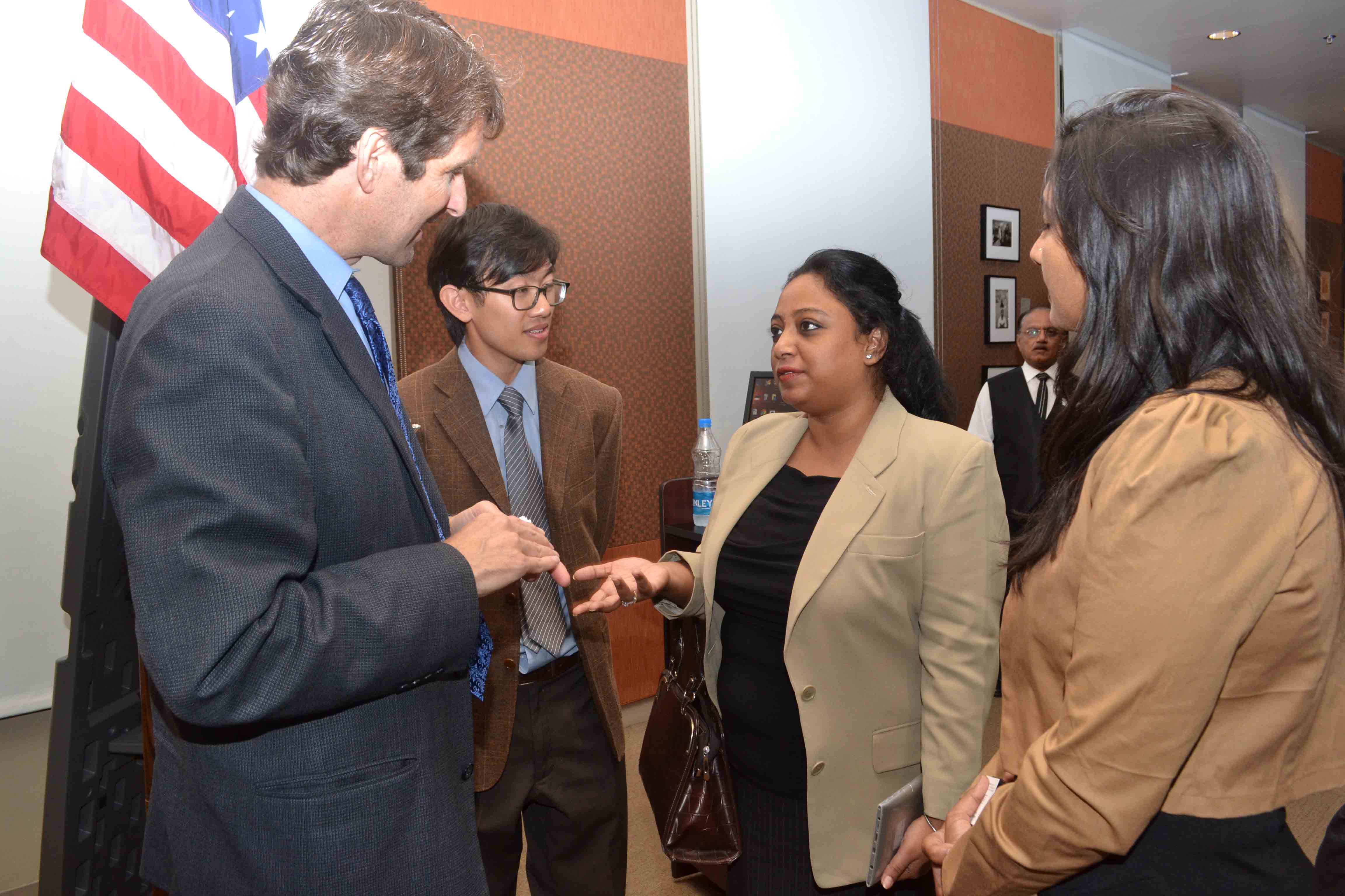 Discovering India U S Speaker And Specialist Program For