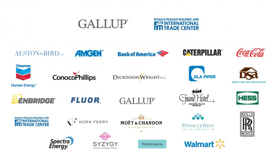 Meridian Global Leadership Summit 2014 Sponsors