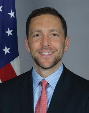 Ambassador Peter A. Selfridge Chief of Protocol of the United States