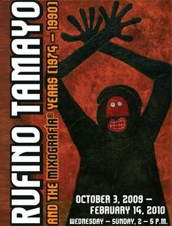 Rufino Tamayo and the Mixografía® Years (1974-1990): A Cross Border Journey