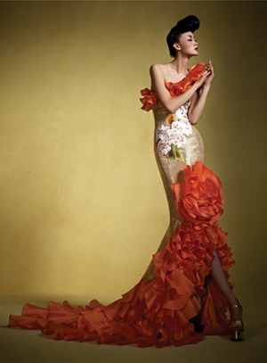 Jinyumantang Gown