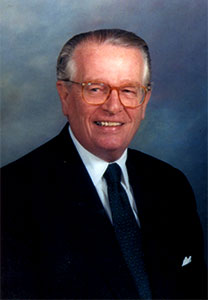 William F. McSweeny, Trustee Emeritus, Meridian Board of Trustees