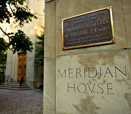 Meridian House, built in 1919 by Ambassador Irwin Boyle Laughlin, U.S. Ambassador to Greece (1924-1926) and Spain (1929-1933).