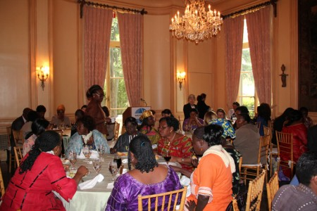 Meridian hosts lunch event for 70 African Women Entrepreneurs