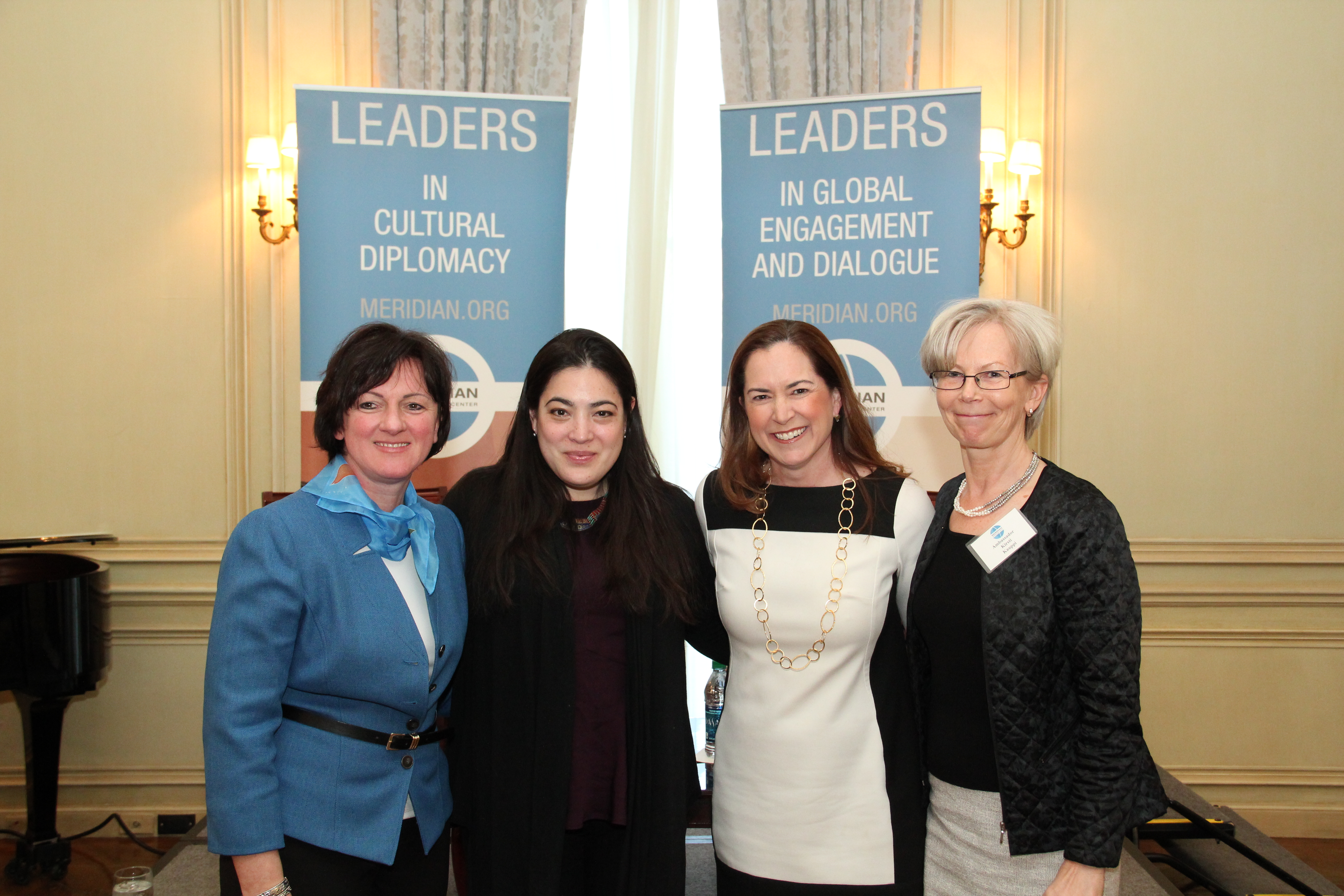 Broad Influence: Meridian's Council on Women's Leadership ...