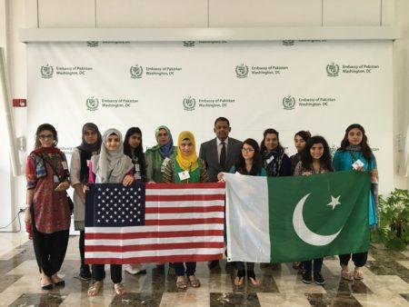 Meridian Prepares The Next Generation of Pakistani Leaders Through the 2016 U.S.-Pakistan Global Leadership and STEM Program