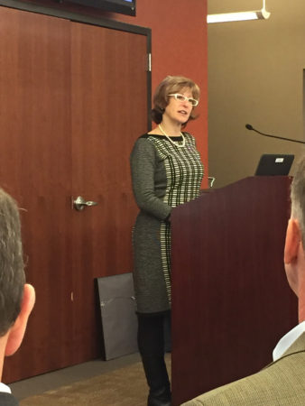 Keynote Address by Bonnie Glick, Senior Vice President of Meridian International Center on Global Ties Alabama Annual Meeting – October 25, 2016