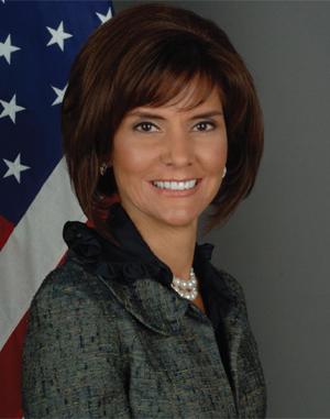 Ambassador Capricia Penavic Marshall