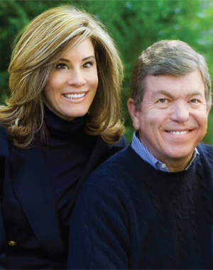 Senator Roy Blunt and Mrs. Abigail Blunt