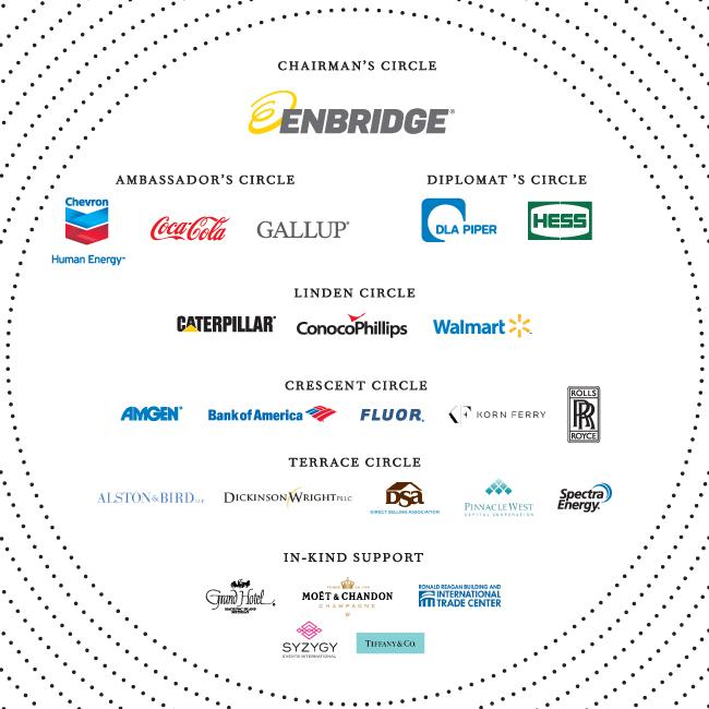 2014 Ball Sponsors