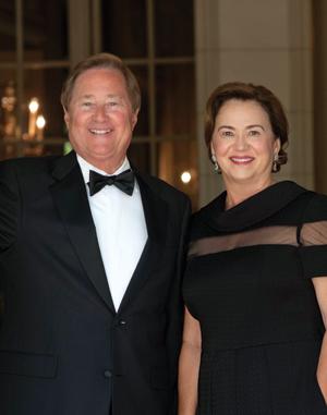 Governor James J. Blanchard and Mrs. Janet Blanchard