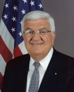 Tom C. Korologos, Member at Large, Meridian Board of Trustees