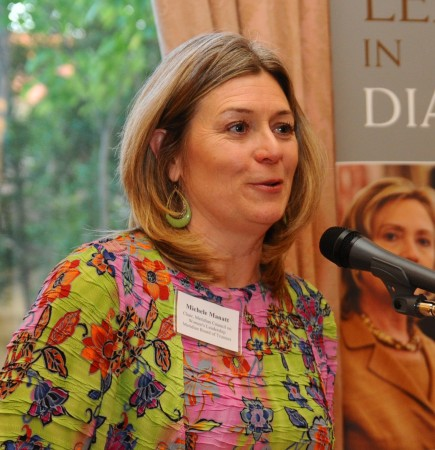 Michele A. Manatt, Member, Meridian Board of Trustees