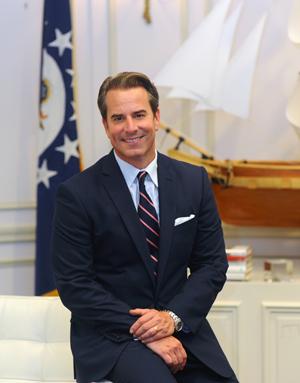 Ambassador Stuart W. Holliday, President and CEO of Meridian International Center
