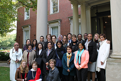 IVLP on Women in Political and Social Sectors