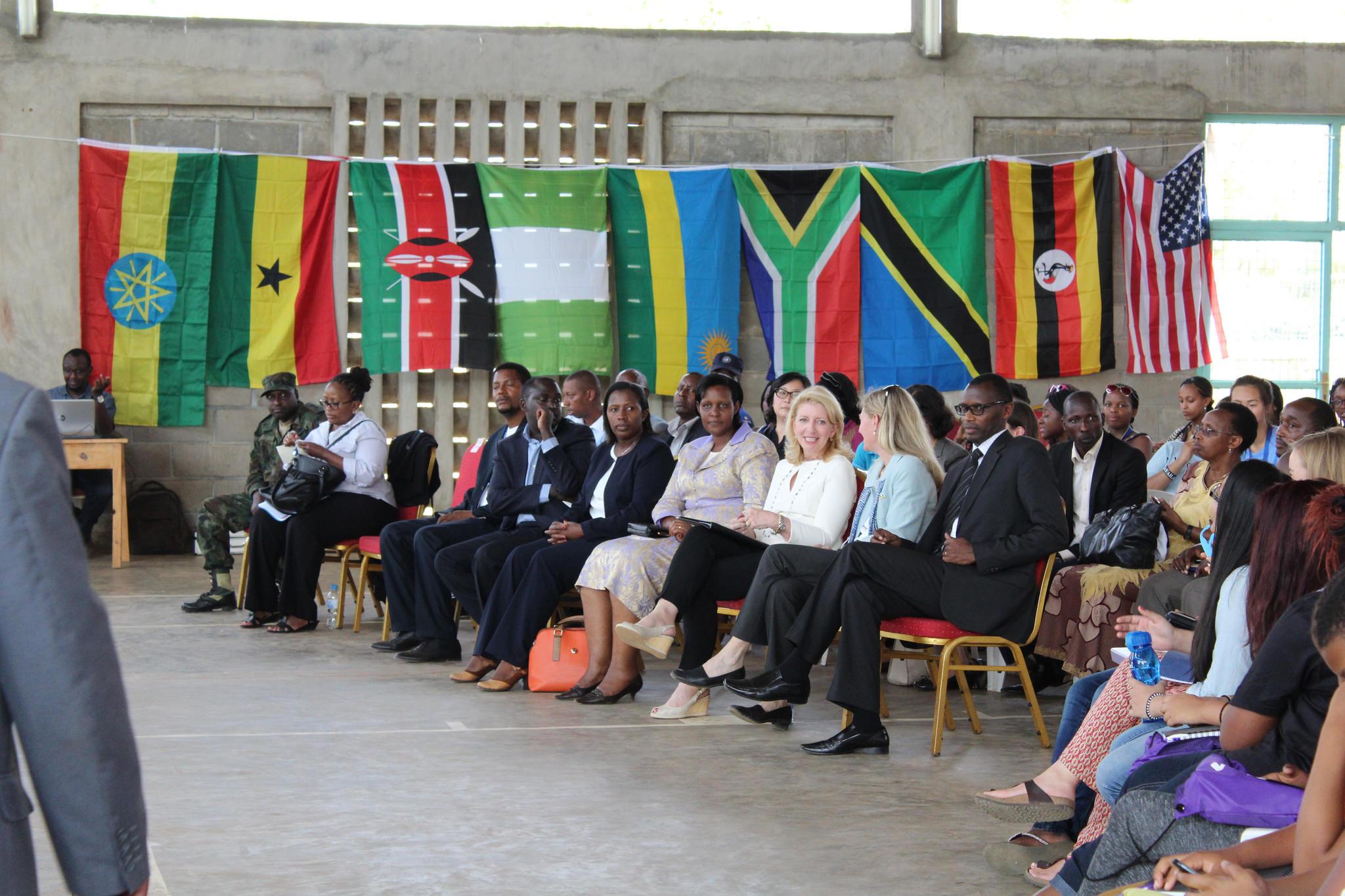 WiSci 2015 Graduation Ceremony
