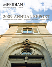 Meridian Annual Report 2009