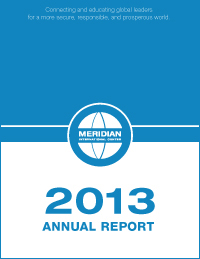 Meridian Annual Report 2013