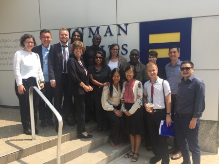 Preventing and Responding to Bias-Motivated Violence Against the LGBTI Community
